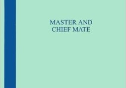 Master and Chief Mate (Model Course 7.01)